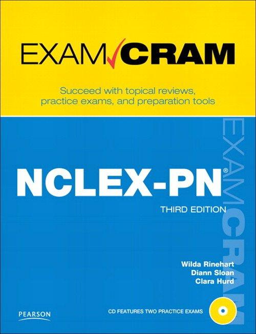 NCLEX-PN Practice Questions Exam Cram Review