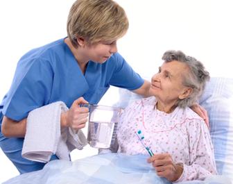 A Nursing Assistant