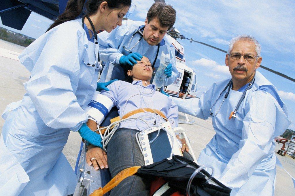 Making A Decision As An Emergency / Trauma Nurse