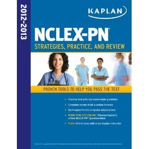Kaplan NCLEX-PN Review